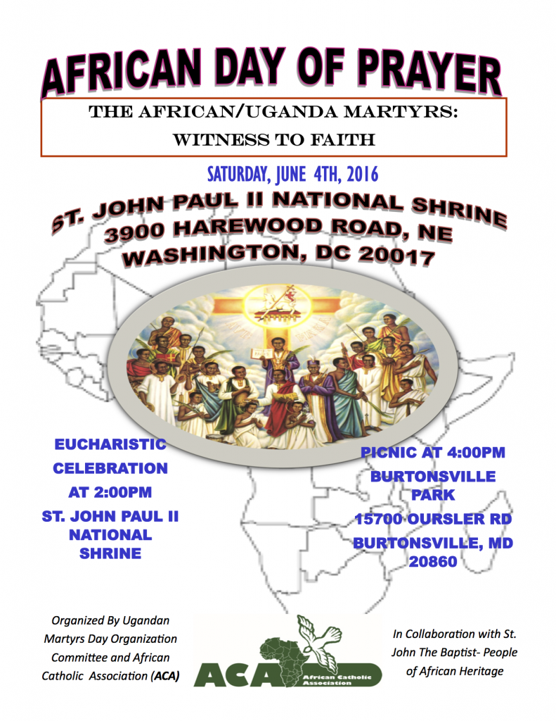 African Day of Prayer